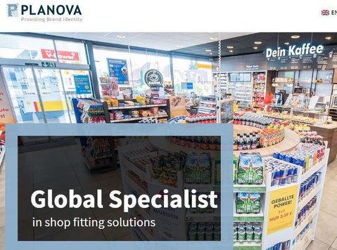 Shopfitting warehouse space planner and manufacturer - เฟอร์นิเจอร์/เครื่องใช้ภายในบ้าน