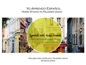 Espanolexperience Spanish Music Palermo Buenos Aires - Language classes