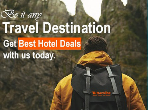 Find Cheap Hotel Deals in London - Save upto 60% - Travoline - Business Partners