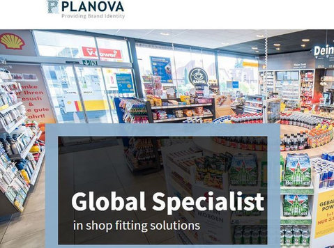 Shop fittings Manufacturer & supplier and Space planner - Andet