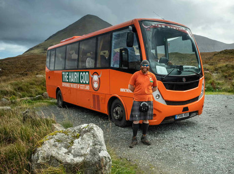 Explore Scotland with The Hairy Coo - Sonstige