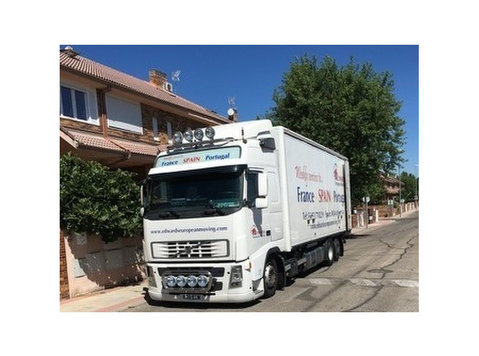 Edwards European Moving - Moving/Transportation