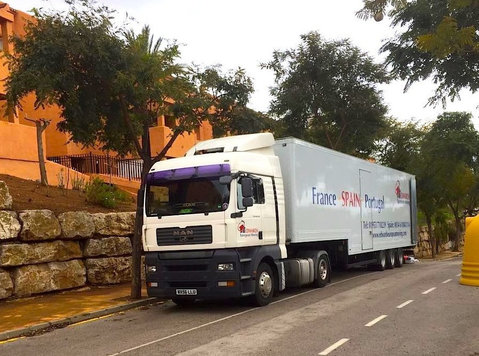 Edwards European Moving - Mudanzas/Transporte