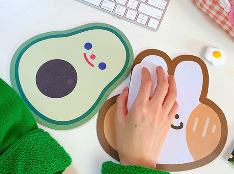 Buy Custom Mouse Pads at Wholesale Prices from Papachina - Overig