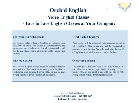 Online English Speaking Classes - Services: Other