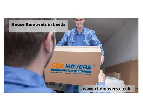 Best House Removals in Leeds | Best Packers and Movers - Premještanje/transport