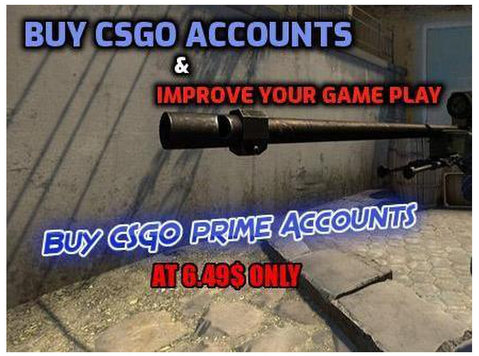 Buy Csgo Accounts With Paypal & Bitcoins - Books/Games/DVDs