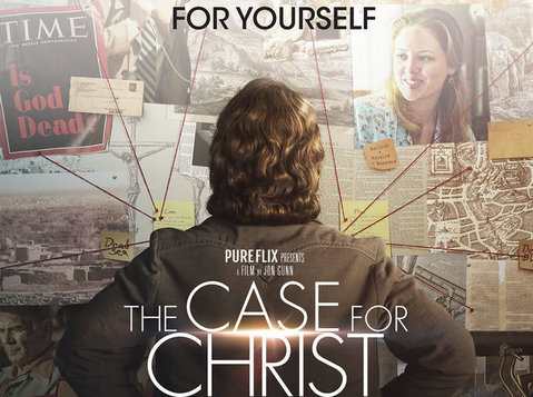 Movie - The Case For Christ. - Books/Games/DVDs