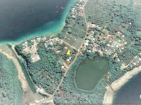 Oceanfront Lot In Tonga For $5,000 Or B/o - Altele