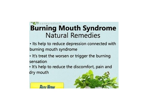 Herbal Remedies for Burning Mouth Syndrome - Beauty/Fashion