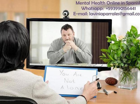 Online Counseling & Therapy in Spanish, Online Mental Health - Annet