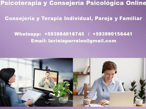 Psychotherapy and Counseling Services Online in Spanish - Otros