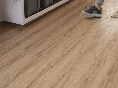 Stone Composite Flooring - Furniture/Appliance