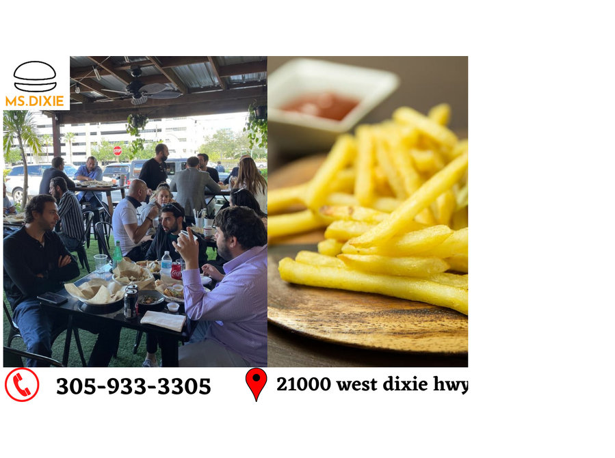 Best Kosher Food Delivery in Miami - Ms. Dixie - Services: Other