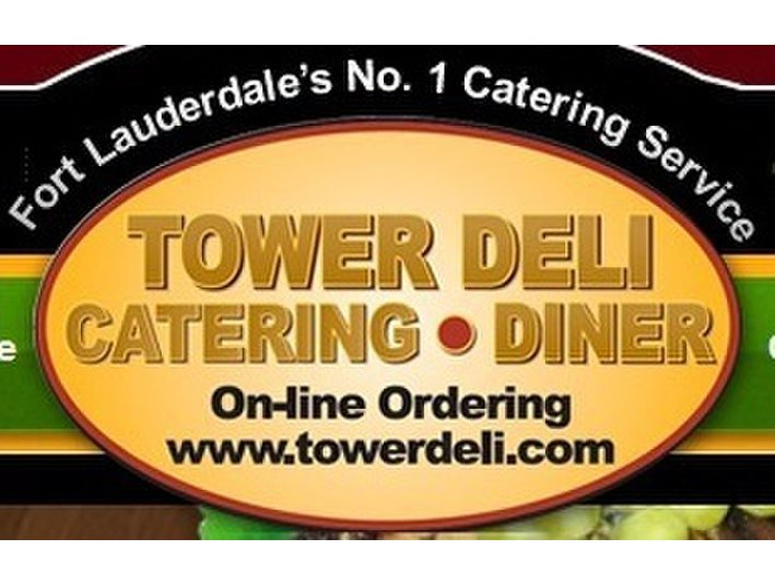Tower Deli Restaurant Services in Fort Lauderdale - Lain-lain