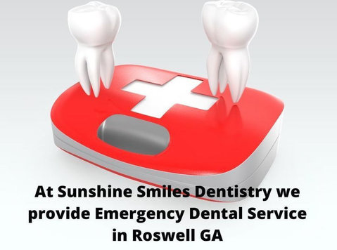 emergency dental services in roswell ga - Services: Other