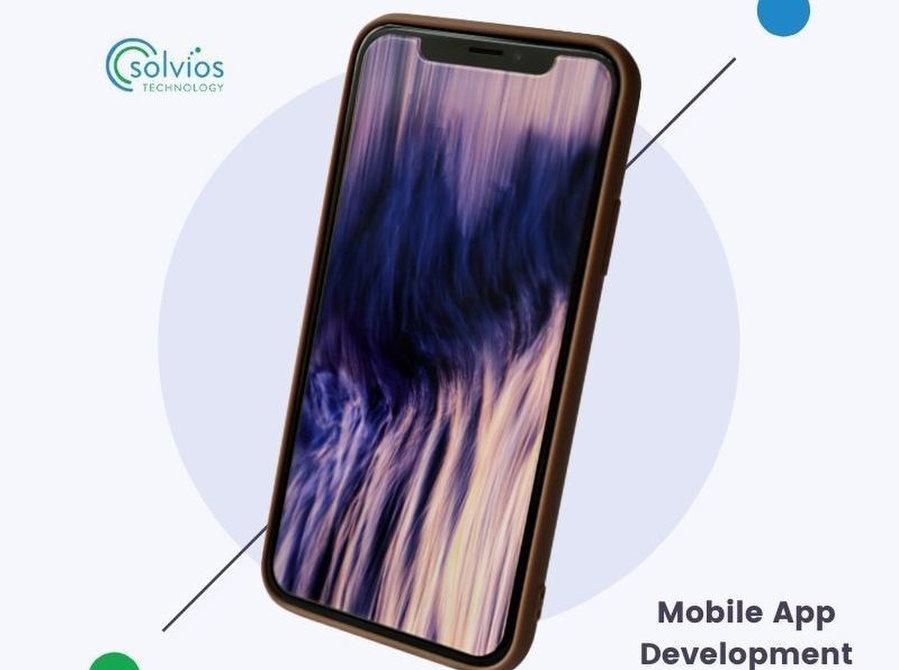 Mobile App Development Services - Computer/Internet
