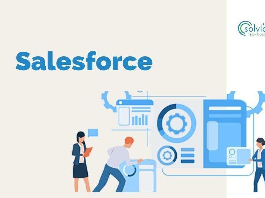 Salesforce Support & Maintenance Services - Computer/Internet