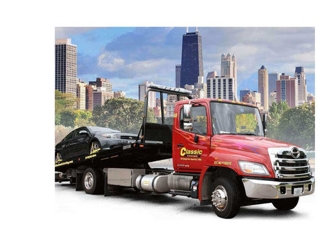 24-hour emergency towing in Bolingbrook, Il - Verhuizen/Transport