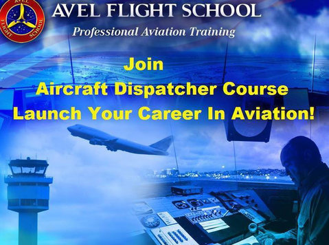 aircraft / flight dispatcher course - Classes: Other