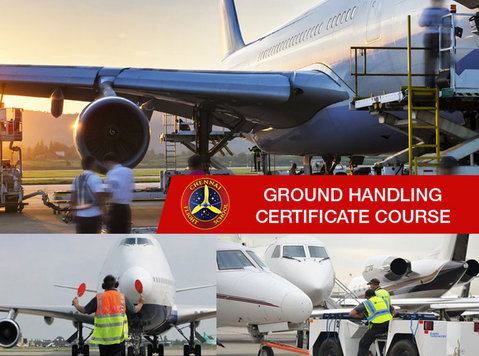 GROUND HANDLING CERTIFICATE COURSE - Classes: Other