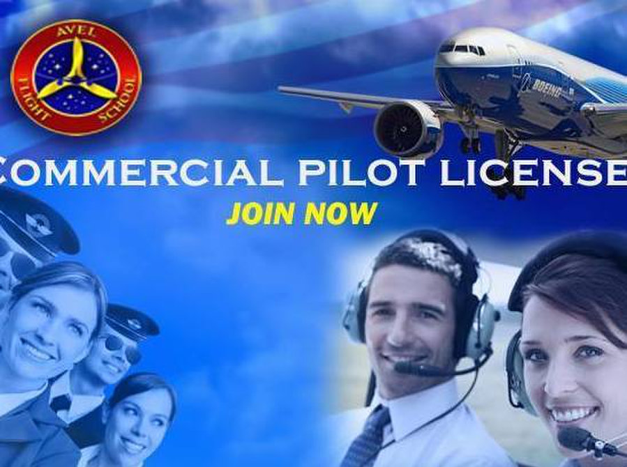 all inclusive commercial pilot license - Classes: Other