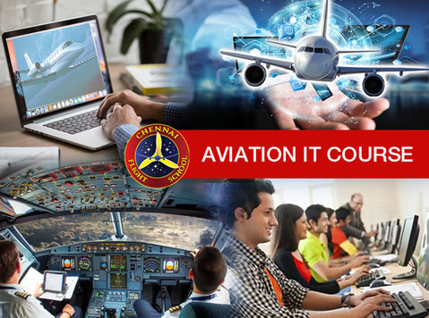 NEW!  AVIATION IT COURSE - Classes: Other