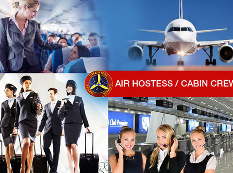AIR HOSTESS / CABIN CREW CERTIFICATE COURSE - Classes: Other