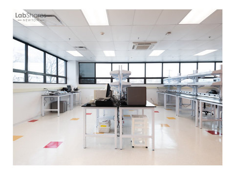 LabShares - Shared Lab Space Near Cambridge and Boston, Ma - Services: Other