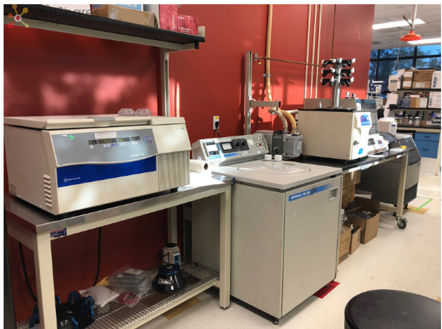 Rental Lab Space for Biotech Startups in Massachusetts - Services: Other