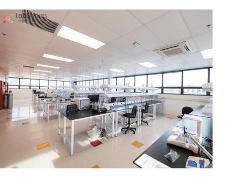 Shared Lab Space Facilities for Biotech Startups near Boston - אחר