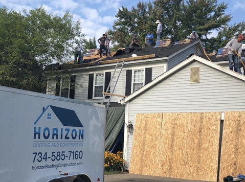 Horizon Roofing | Roofers and Exterior Remodelers - Building/Decorating