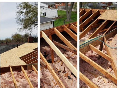 Leaky Roof? Experienced Roofing Company Michigan - Household/Repair