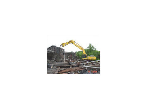 Building Demolition Contractors in New Jersey - 건축/데코레이션