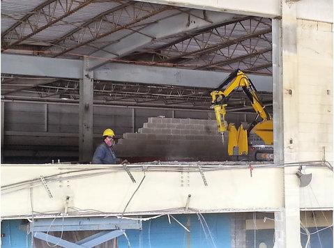 Services | Interior Dismantlement Services - Dallas Contract - ก่อสร้าง/ตกแต่ง