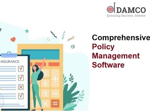 Comprehensive Policy Management Software - غيرها
