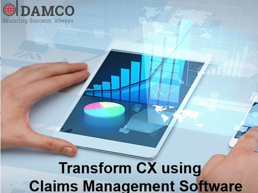 Transform Cx using Claims Management Software - Services: Other