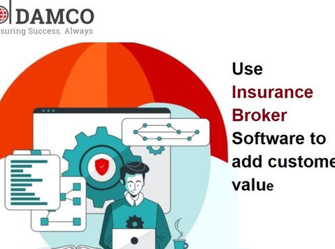 Use Insurance Broker Software to add customer value - Services: Other