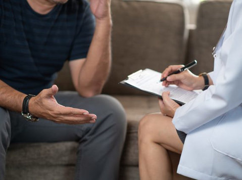 Mental Health Assessment Counseling Services. - Iné