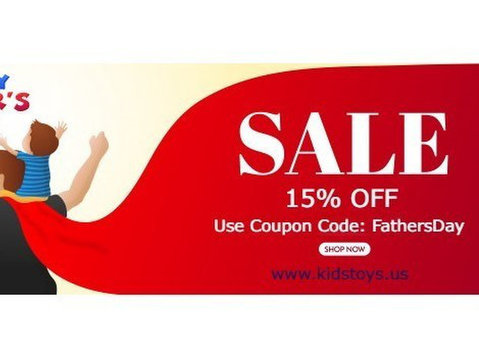 15% OFF ON ANY PRODUCT | VALID UNTIL 30 JUNE 2021 - Baby/Kids stuff