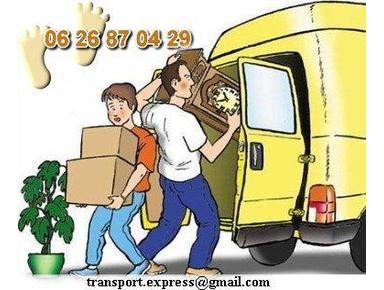 Société déménagement 0626870429 - Muu