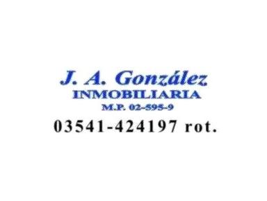 J. A. Gonzalez Inmobiliaria - Inmobiliarias