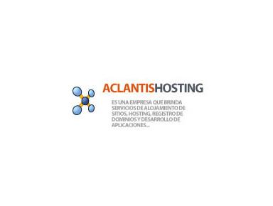 Aclantis Hosting - Hosting & Domains