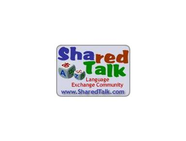 .SharedTalk - Language Exchange Network - Expat Clubs & Associations