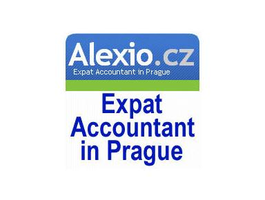 Alexio.cz - Expat Accountant in Prague - Бизнес Бухгалтера