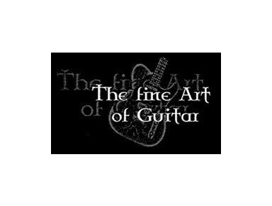 Fine Art of Guitar - Music, Theatre, Dance