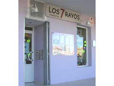 Comercial de Estética y Peluquería,Los 7 Rayos - Psicologos & Psicoterapia