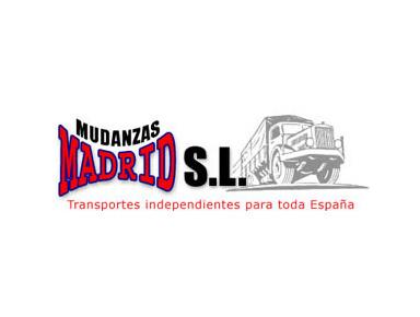 Mudanzas Madrid SL - Mudanzas & Transporte