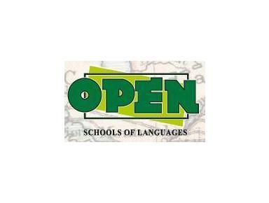 Open_languages - Escuelas de idiomas