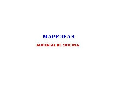 Maprofar - Material de Oficina